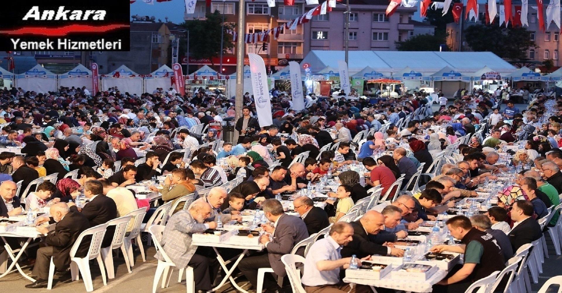 Ankara-Toplu Yemek Siparişi